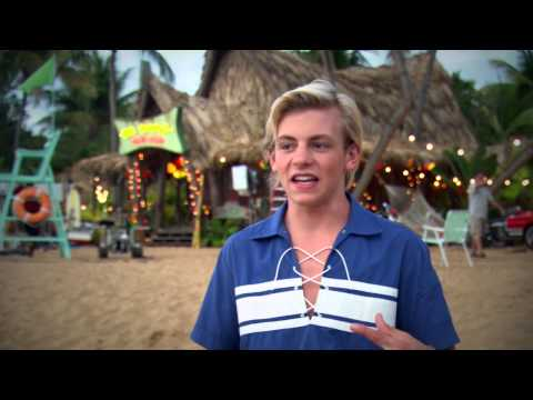 Teen Beach Movie ('Mack's Story' On the Set)