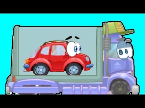 Мультфильм для детей про МАШИНКИ / Машинка Вилли 7 ДЕТЕКТИВ [2] (видео)