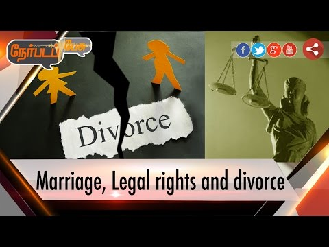 Nerpada-Pesu-Marriage-Legal-rights-and-divorce-17-09-16-Puthiya-Thalaimurai-TV