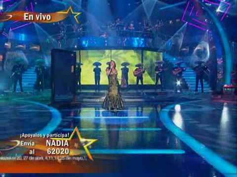 Nadia canta - Mirame - Gran Desafio