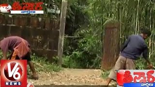mawlynnong recieved asia s cleanest village with cleaness teenmaar news