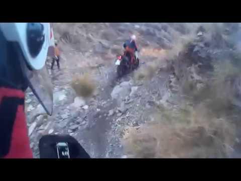 Xtrem 300 Fiñana - Km 8-10 (видео)
