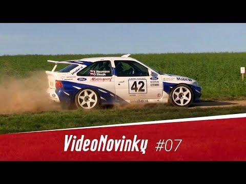 27. Historic Vltava Rallye 2018
