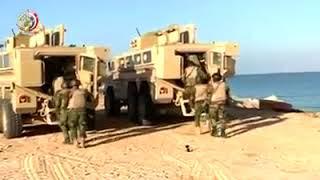 بيان رقم 20 من القيادة العامة للقوات المسلحة بشأن العملية الشاملة سيناء 2018
