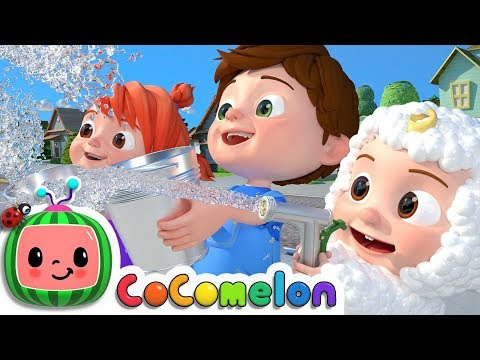 Car Wash Song   CoCoMelon Nursery Rhymes & Kids Songs - Thời lượng: 2:42.