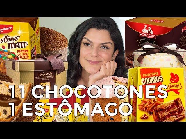 Degustando chocotones (edição 2019) - #JornalismoVerdade #DegustaçãoInvestigativa - 2Beauty