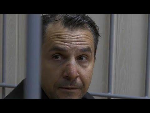 Moderatorin niedergestochen: Täter Boris Grits