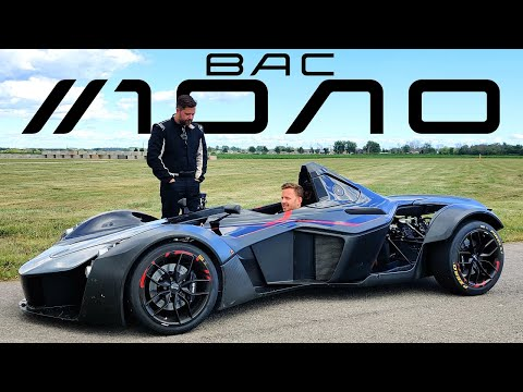 BAC Mono Review // The $250,000 Car That Ruins All Other Cars