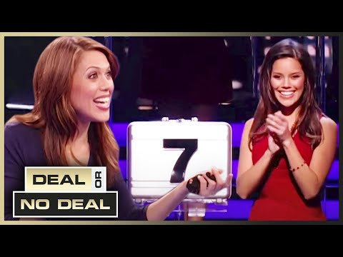 Dimitra's GREEK Lucky Beads! 🇬🇷 | Deal or No Deal US | Season 2 Episode 48 | Full Episodes