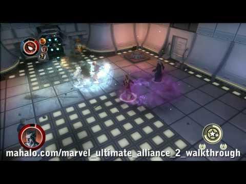 Marvel Ultimate Alliance 2: Walkthrough - Prison - Going Negative  Part 3