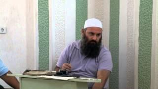 A bën me mbajt hidhërim me vëllaun Musliman për shkak se nuk falet - Hoxhë Bekir Halimi