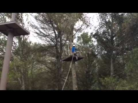 Multiadventure Park in Sierra de los Camarolos