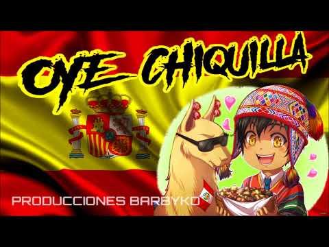 OYE CHIQUILLA,,,CUMBITA PERUANA
