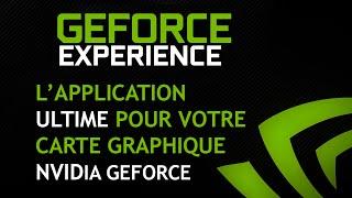 Voici une nouvelle vidéo vous présentant le logiciel GeForce experience qui permet, entre autre, de streamer sur Twitch.tv avec votre carte graphique Nvidia GeForce. Vous pouvez aussi configurer vos jeux-vidéos pour en améliorer sa qualité et ses performances !