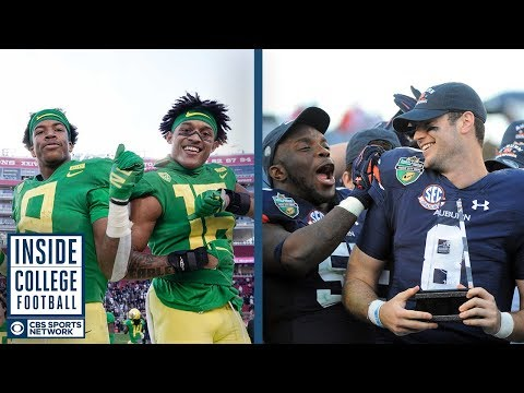 Video: Week 1 preview Oregon Ducks at Auburn Tigers | Inside College Football