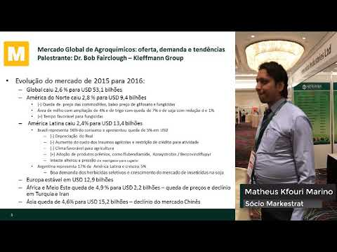Congresso Agribusiness Global Trade Summit - Las Vegas - Vídeo 1