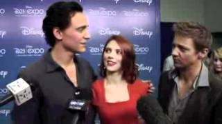 Funny Moments with Tom Hiddleston full download video download mp3 download music download