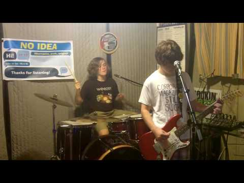 "Two teens cover Nirvana's ""Nevermind"" in its entirety."