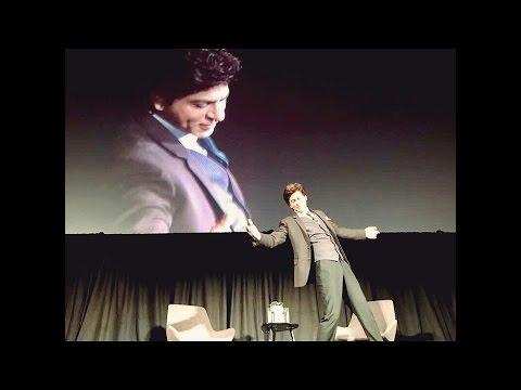 SRK craze : Crowd goes insane at San Francisco Film Festival after watching him (видео)
