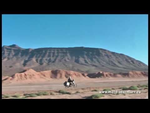 MOTORBIKE MAROKO Morocco OVERLAND 2