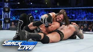Nonton Randy Orton vs. AJ Styles - Winner to headline WrestleMania: SmackDown LIVE, March 7, 2017 Film Subtitle Indonesia Streaming Movie Download