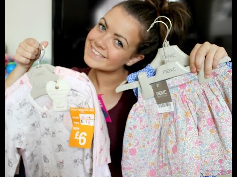 BABY CLOTHES HAUL – PRIMARK,NEXT SALES & MATALAN