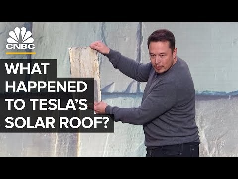 What Happened To Tesla's Solar Roof Tiles?