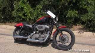 3. 2011 Harley Davidson Sportster Nightster  - Used Motorcycles for sale in Lubbock TX