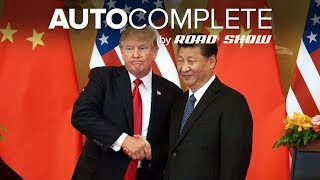 AutoComplete: Trump tweets Chinese tariff relief is happening by Roadshow