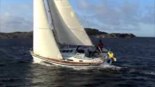 Two days on the Hallberg Rassy 310