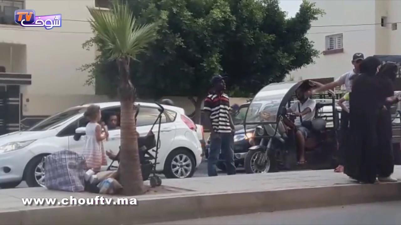 بالفيديو:شوفو أشنو واقع فمدينة فاس بين السوريين و الأفارقة و المغاربة بحي السعادة | ترمضينة