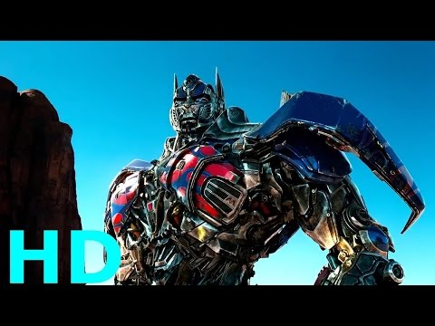 Autobots Reunite Scene - Transformers: Age Of Extinction-(2014) Movie Clip Blu-ray HD Sheitla