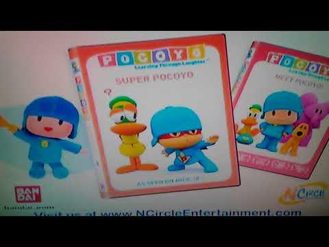 Pocoyo - Closing To Pajanimals Good Night Pajanimals 2009 Dvd