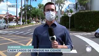 Secretaria de Saúde de Ourinhos registra queda em casos de dengue