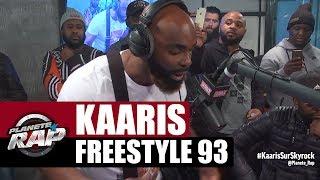 "Kaaris ""Freestyle 93"" #PlanèteRap"