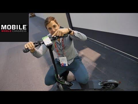 Archos Citee Connect | Elektro-Roller im Praxis-Test  ...