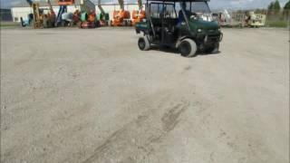 8. Sold! 2014 Kawasaki Mule 4010 KAF620R ATV UTV 4x4 Crew Utility bidadoo.com