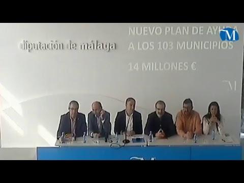 Presentación de un plan extraordinario de ayuda a los municipios