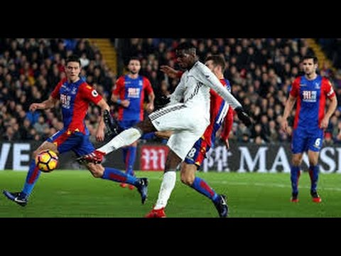 Crystal Palace Vs Manchester United 1-2 Full Match Highlights