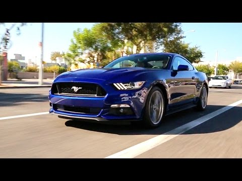2015 Ford Mustang Review - Kelley Blue Book