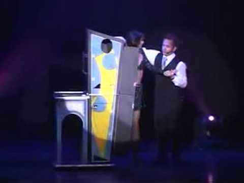 Jean-Pierre Parent Comedy magician
