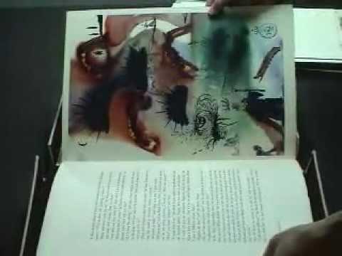 В стране сюрреализма: известна предварительная дата выпуска «Алисы в стране чудес» с иллюстрациями Сальвадора Дали