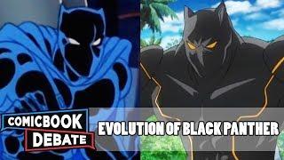 Video Evolution of Black Panther in Cartoons in 5 Minutes (2017) MP3, 3GP, MP4, WEBM, AVI, FLV Oktober 2017