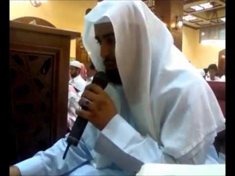 تلاوة المنشد جهاد اليافعي .. رائع جداً