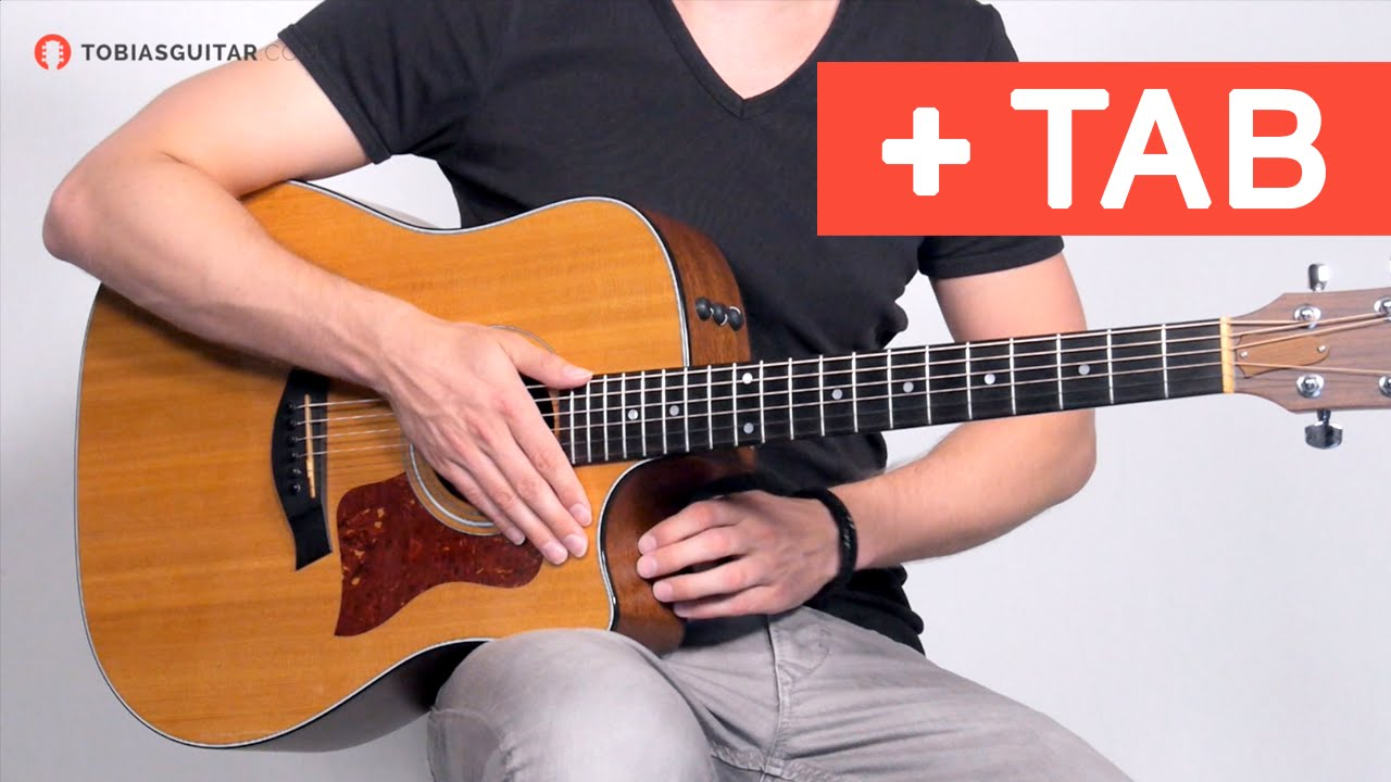 Learn How To Play Percussive Fingerstyle – Advanced Percussion (1/2)