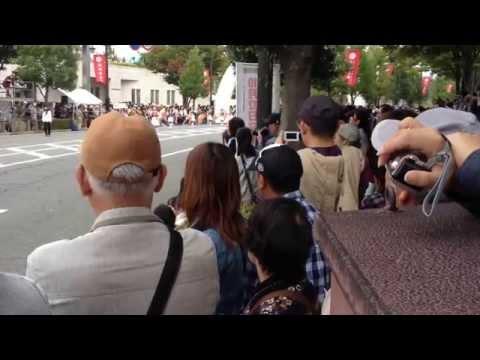 2014 高崎マーチングフェスティバル 塚沢小学校