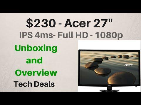 $230 - Acer 27