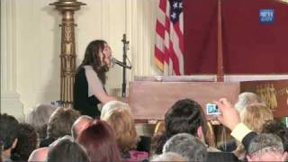 "Regina Spektor - ""The Sword & the Pen"" (live at the White House)"