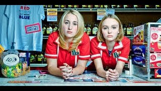 Yoga Hosers (2016) with  Harley Quinn Smith, Johnny Depp,Lily-Rose Depp movie