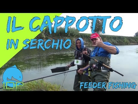 FEEDER FISHING FINITO MALE... CAPPOTTO! - I.D.P. #128 - SERCHIO
